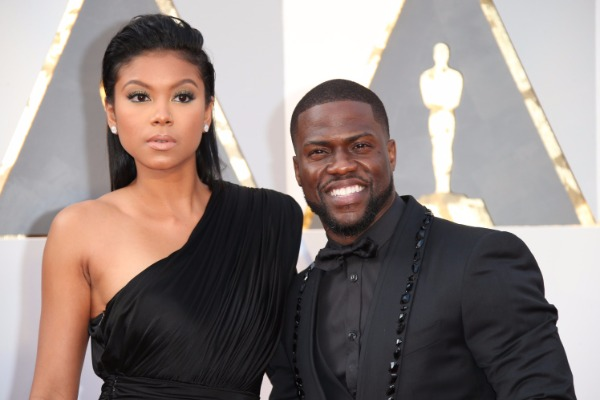 Kevin Hart 'Laughs Off' On Rumors Of Him Cheating His Pregnant Wife Eniko Parrish