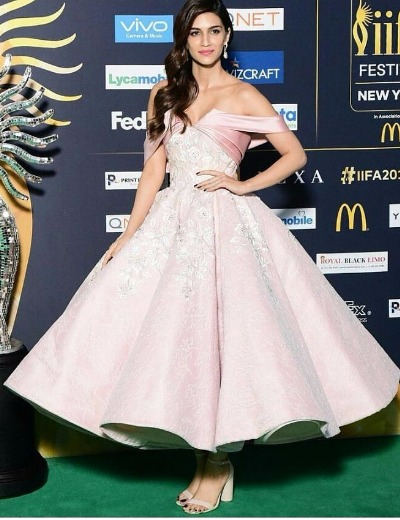 Kriti Sanon IIFA 2017 New York