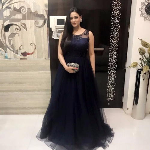 Shweta Tiwari at Zee Gold Awards 2017