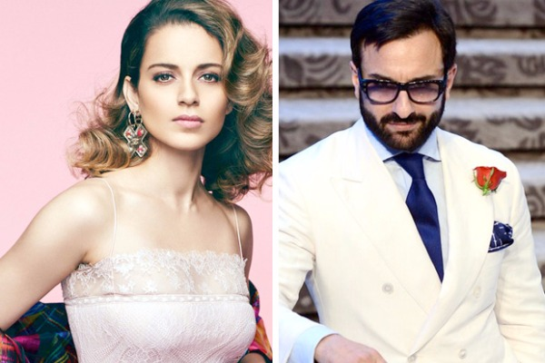 Kangana Ranaut Writes A Classy Open Letter To Saif Ali Khan's Apology Over Nepotism!