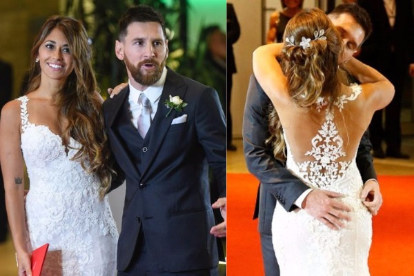 PHOTOS: Footballer Leo Messi Married His Childhood Love Antonalle Roccuzzo In Extravaganza Ceremony!