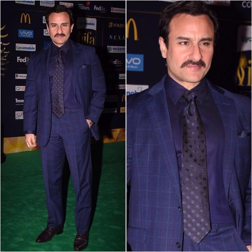 Saif Ali Khan IIFA 2017 New York