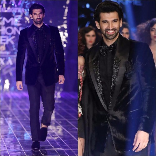 LFW 2017 Finale Jacqueline Fernandez and Aditya Roy Kapur showstopper