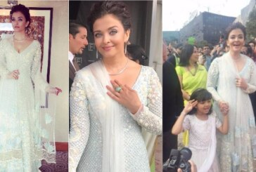WATCH: Aishwarya Rai Bachchan With Daughter Aaradhya Hoists National Flag In Melbourne At IIFM2017