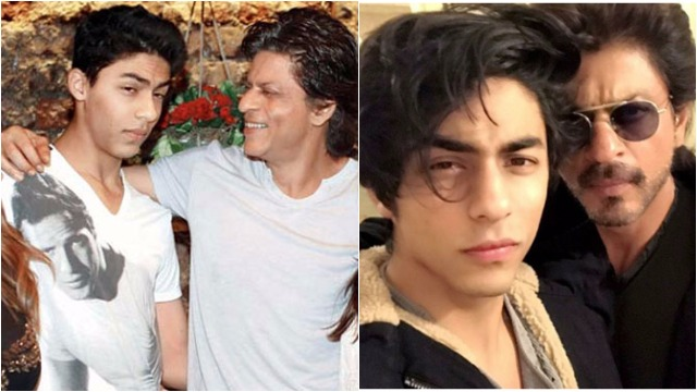 Aryan Khan Tells Shah Rukh Khan: 'You Should Work Harder And Be A Big Star Baba'