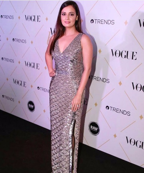 Vogue Beauty Awards 2017 Aishwarya Shahid Mira