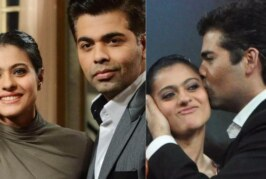 Here Is How Karan Johar And Kajol Patched Up Once Again To Be Best Pals!