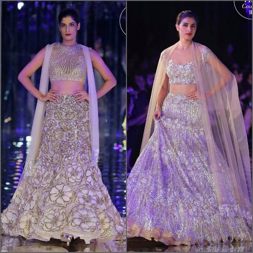 Manish Malhotra Sensual Affair India Couture Week 2017