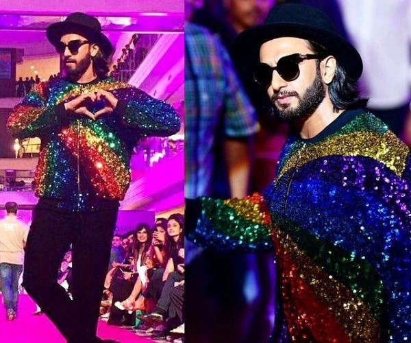 Lakme Fashion Week 2017 Quirkiest Ranveer Singh