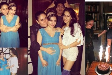 Inside Photos: Sara Ali Khan, Soha Ali Khan, Kareena Celebrate Saif Ali Khan's Birthday!