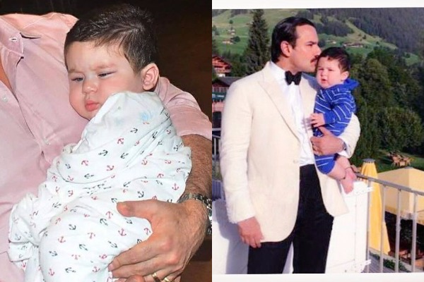 In Pics: Kareena Kapoor, Saif Ali Khan With Baby Taimur Are Having Best Swiss Holiday Time!