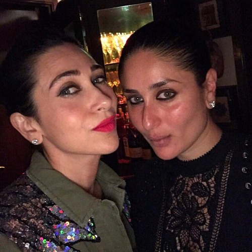 Soha Ali Khan Kareena Celebrate Saif Ali Khan's Birthday