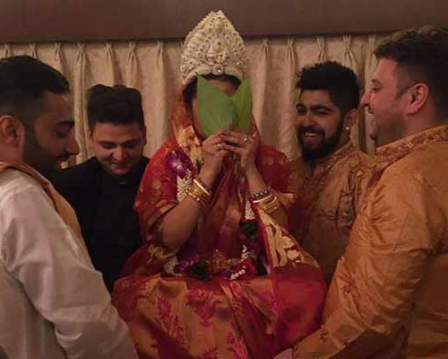 Riya Sen Marries Boyfriend Shivam Tewari Pregnancy Reason