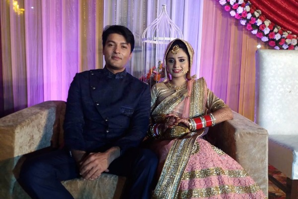 PHOTOS: Diya Aur Baati Hum Fame Anas Rashid Ties The Knot With Heena Iqbal