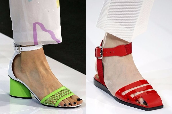 Best Shoes Rounded Off From London Fashion Week
