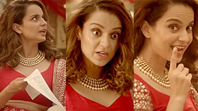 Kangana Ranaut's New Video Song With AIB Is A Tight Slap On Bollywood's Sexism and Nepotism