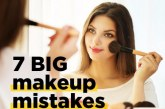7 Most Obvious Makeup Mistakes Girls Make Which They Do Not Realize