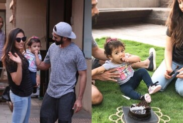 Shahid Celebrated Wife Mira Kapoor's Birthday, Misha Kapoor's Cuteness Steals The Limelight