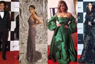 Aishwarya Rai, Anushka Sharma, Twinkle Khanna Best Dressed Celebs at Vogue Women Of The Year Awards 2017