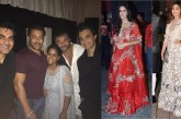 Inside Photos: Salman Khan, Katrina Kaif, Shah Rukh Khan & Others At Arpita Khan's Diwali Party!