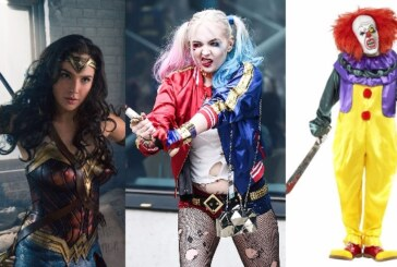 Wonder Woman Leads: The Most Googled Halloween Costumes of 2017