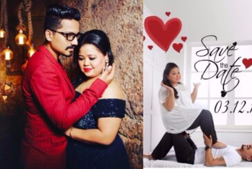 Comedian Bharti Singh & Harsh Limbachiyaa Announced Wedding Date In A Cutest Way
