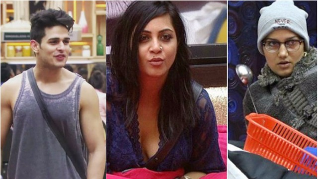 Bigg Boss 11: FIR Filed Against Priyank Sharma, Sapna Chaudhary Over Arshi Khan's Legal Cases!