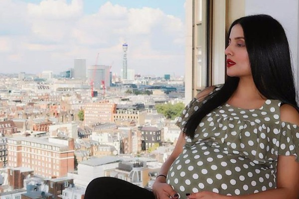 Celina Jaitly Announces Arrival Of Her Second Set Of Twins, One Dies Due To Heart Conditions
