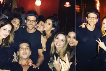 Sussanne Khan's Birthday Party: Hrithik Roshan, Twinkle Khanna And Others Party Hard!