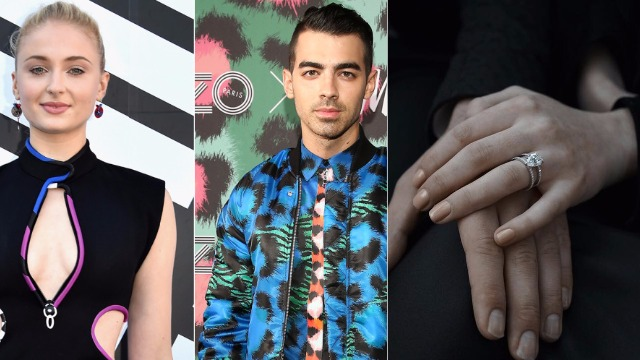 'Game Of Thrones' Star Sansa Stark AKA Sophie Turner Is Engaged In Real Life With Joe Jonas!