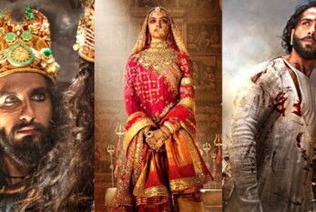 Padmavati Trailer Out: Ranveer Singh, Deepika Padukone & Shahid Kapoor's Looks Will Leave You Spellbound!