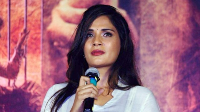 Why Don't We Start A New Party Called United Sexist Front: Richa Chadda's Open Letter On #MeToo Campaign