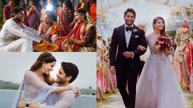 Inside Pics: Samantha Ruth Prabhu And Naga Chaitanya's Fairytale Wedding Is Awwdorable!