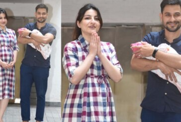 Check Out The First Picture Of Soha Ali Khan, Kunal Kemmu With Their Daughter Inaaya Naumi Kemmu