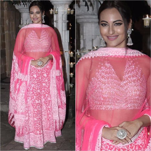 Best Dressed Bollywood Celebrities From Diwali 2017