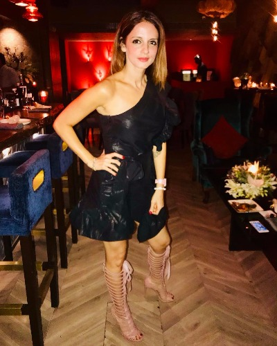 Sussanne Khan's Birthday Party