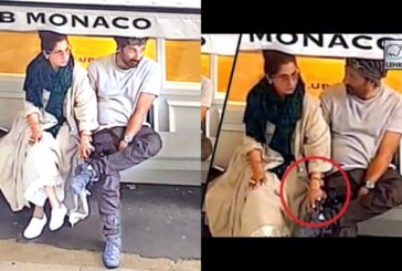 Watch: Sunny Deol And Dimple Kapadia Spotted Holding Hands In London!