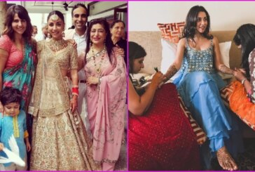 Photos:  Aisha Actress Amrita Puri Ties The Knot In A Lavish Destination Wedding!