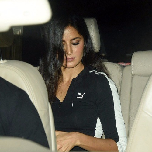 Katrina Kaif At Arpita-Aayush Wedding Anniversary