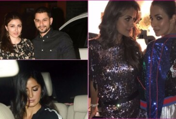 Inside PICS: Salman Khan, Iulia Vantur, Katrina Kaif At Arpita-Aayush Wedding Anniversary Celebration!