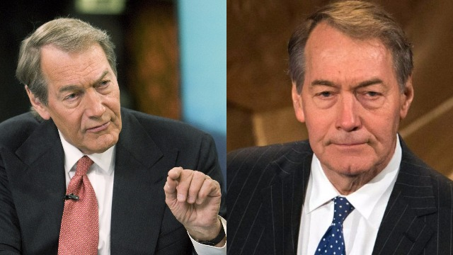 CBS Fired Legend TV Host Charlie Rose Over Sexual Harassment Allegations