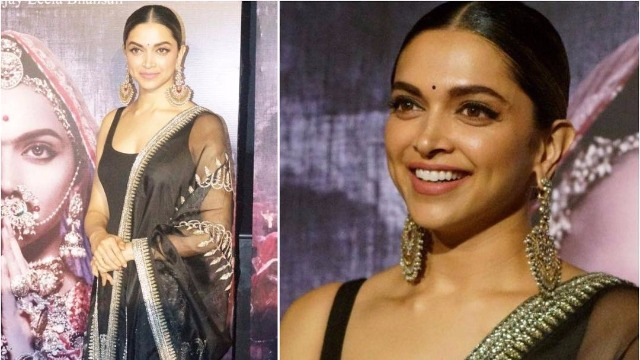 Padmavati: Deepika Padukone Getting Paid More Than Ranveer & Shahid? Actress Speaks-Up
