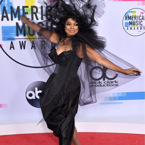 Diana Ross American Music Awards 2017