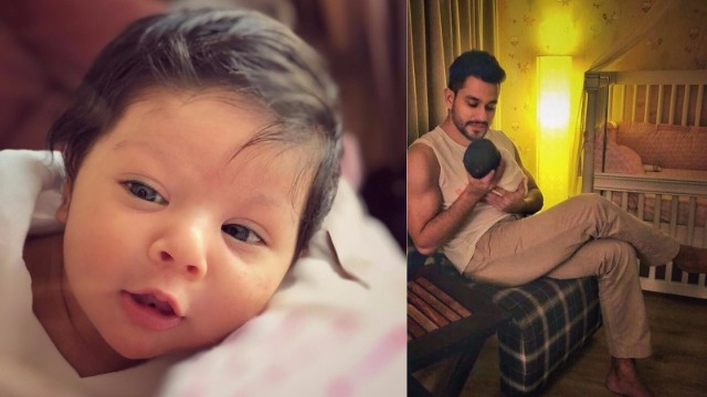 Soha Ali Khan, Kunal Kemmu Reveals First Picture Of Daughter Inaaya Naumi Kemmu On Children's Day!