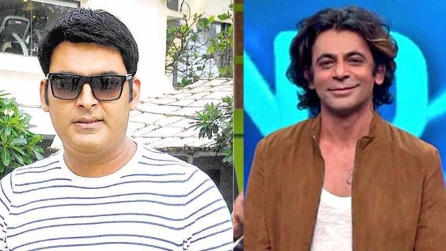 PATCH UP ALERT: Kapil Sharma – Sunil Grover To Reunite For A Brand New Show!