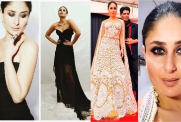 Beauty Queen Kareena Kapoor Khan Spreads Magic In Manish Malhotra Ensemble