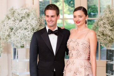 Congratulations! Aussie Model Miranda Kerr and Snapchat Founder Evan Spiegel Expecting First Child