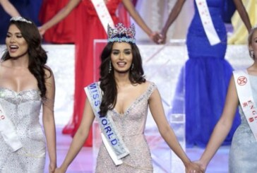Miss World 2017: After 17 Long Years, India's Manushi Chhillar Crowned Miss World 2017!