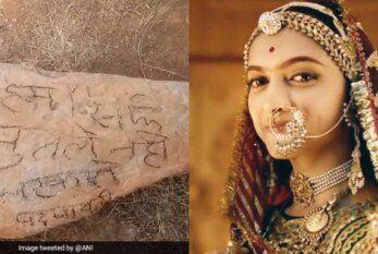 Padmavati Row: Dead Body Found Hanging In Jaipur's Nahargarh Fort With A Message For Padmavati