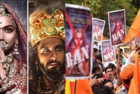 Padmavati Controversy: After Vandalizing Mall In Kota, Rajput Karni Groups' Protest In Bengaluru!